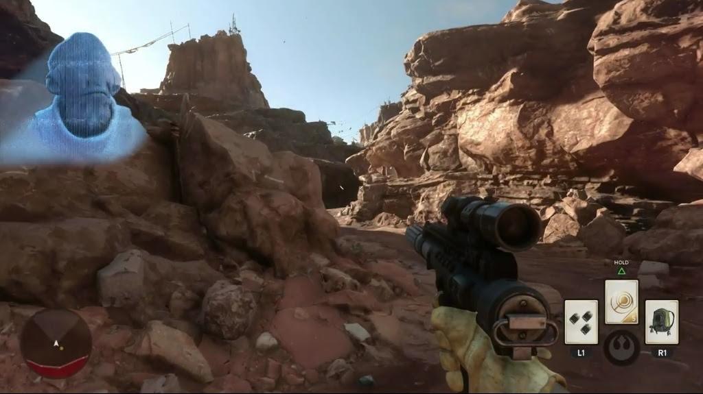 Star Wars Battlefront survival mode