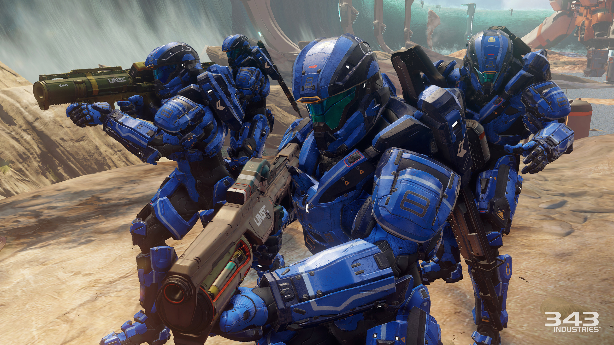 Halo 5 Guardians Gets 15 New E3 Screenshots Hey Poor Player