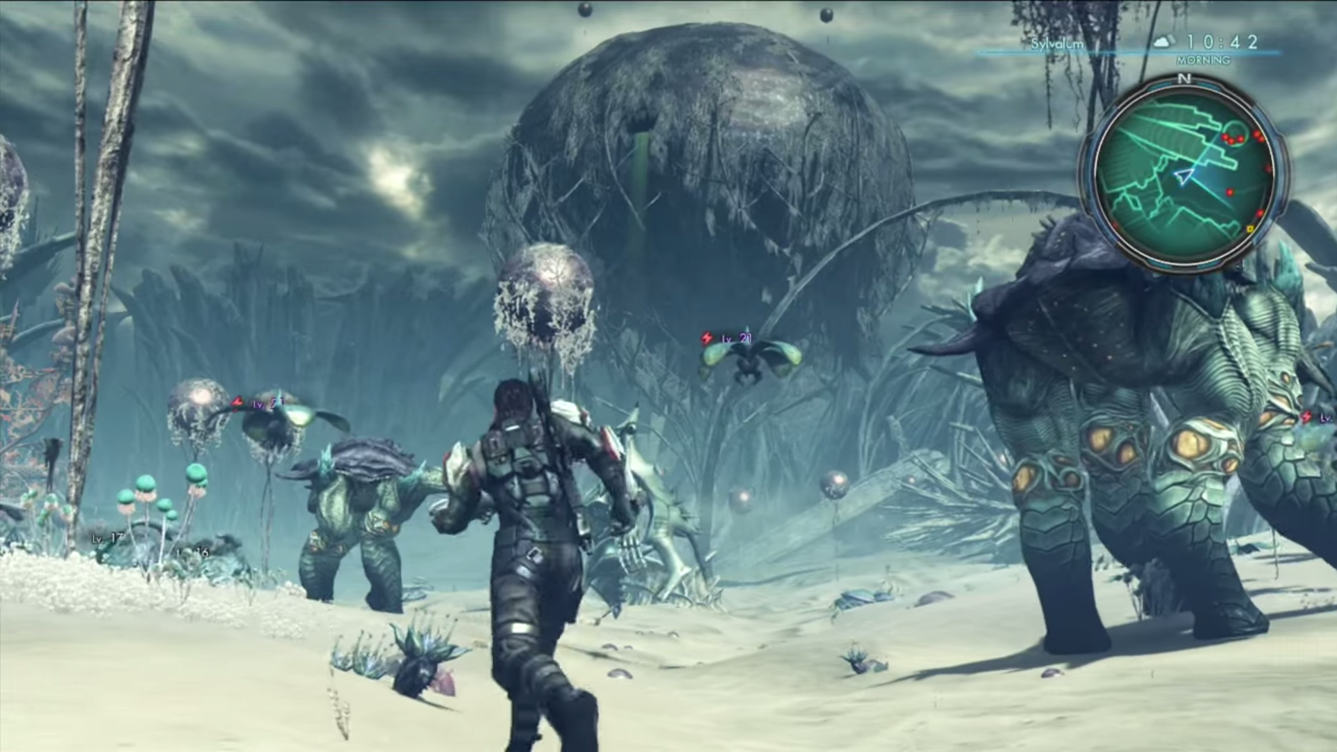 Xenoblade Chronicles X Release Date Trailer Hey Poor Player