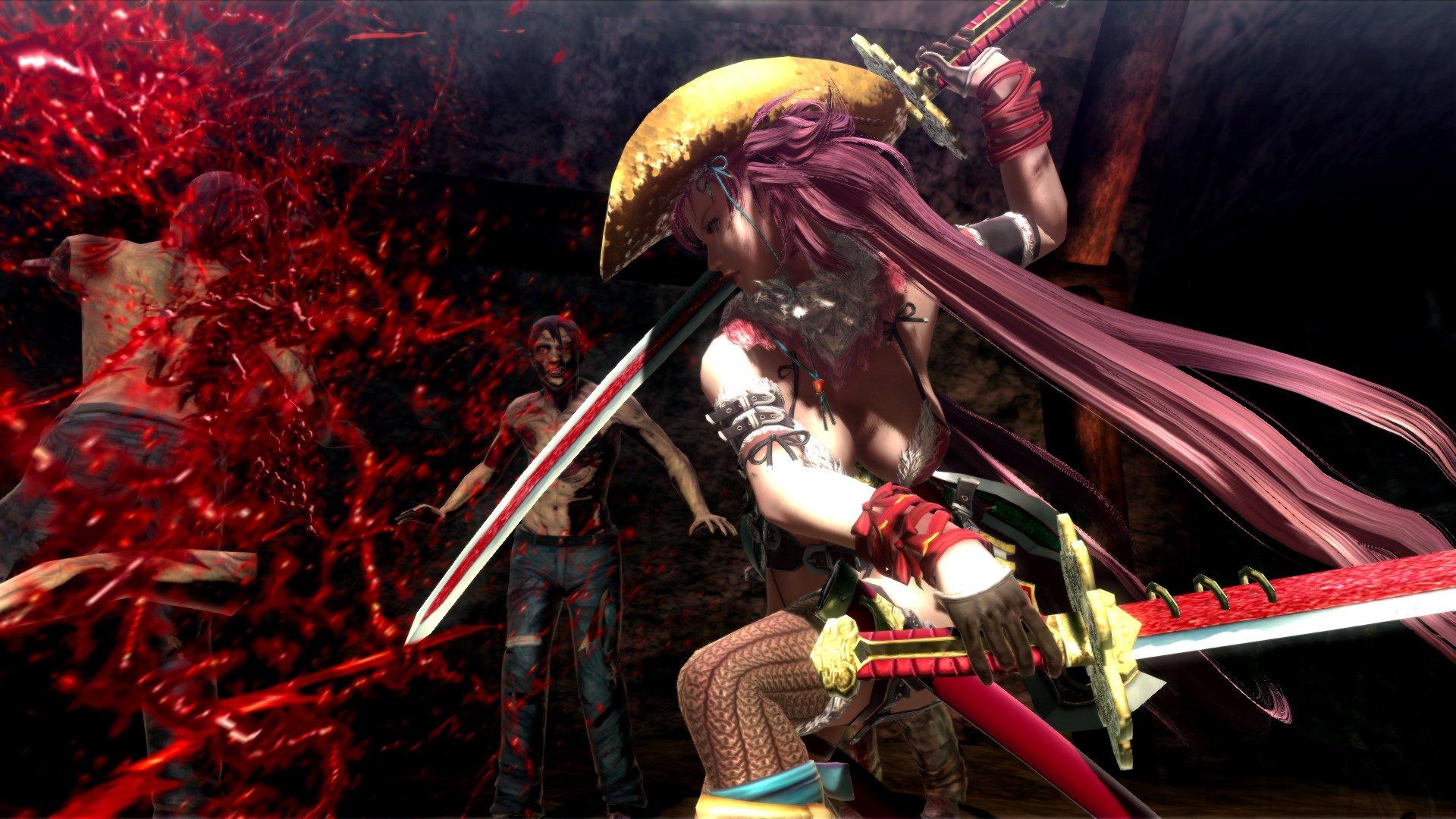 Onechanbara Z2: Chaos Review