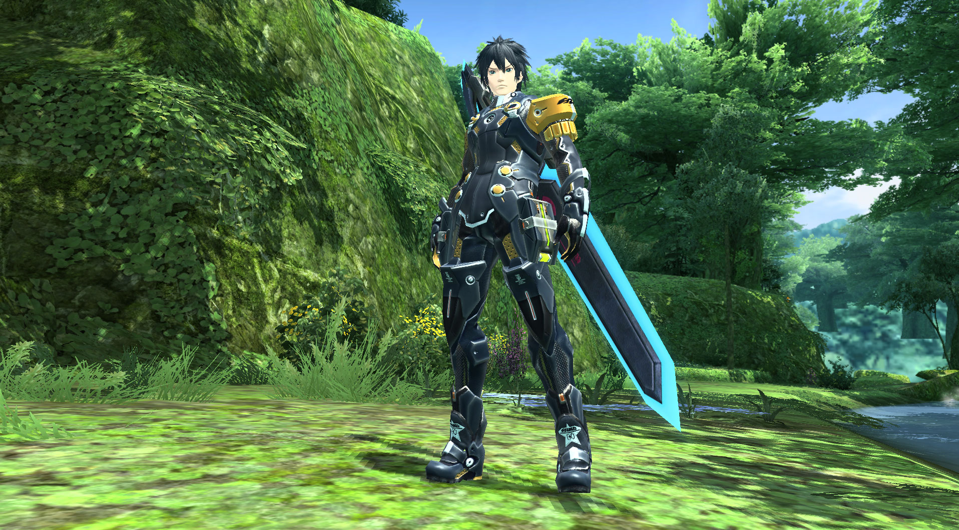 Phantasy star online 2 review and download.
