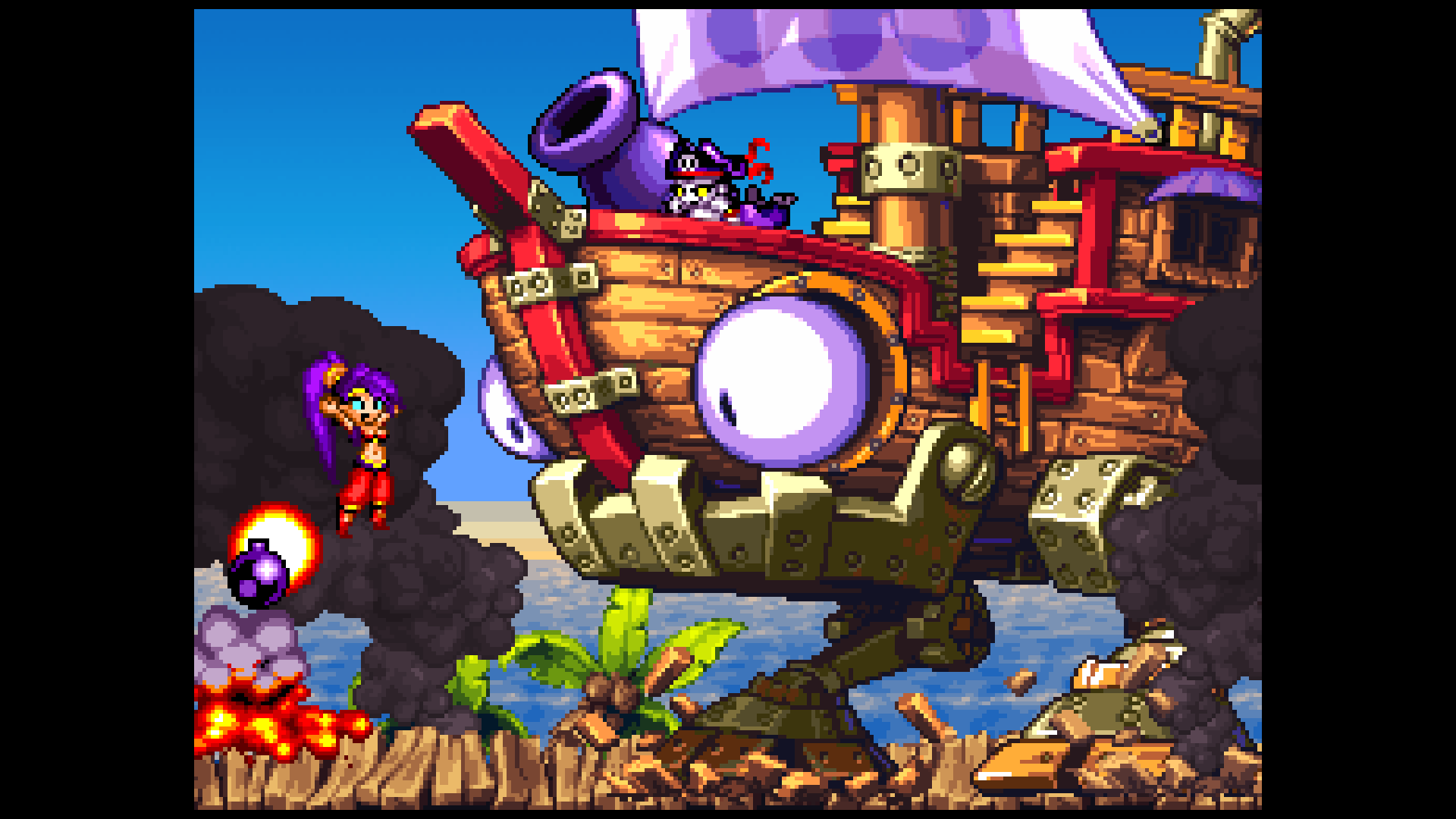 Shantae: Risky's Revenge Director's Cut