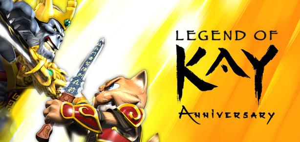 Legend of kaytitle