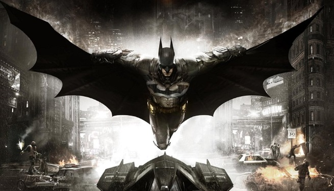 Batman: Arkham Knight novelization