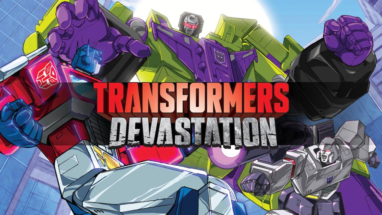 Transformers: Devastation Review