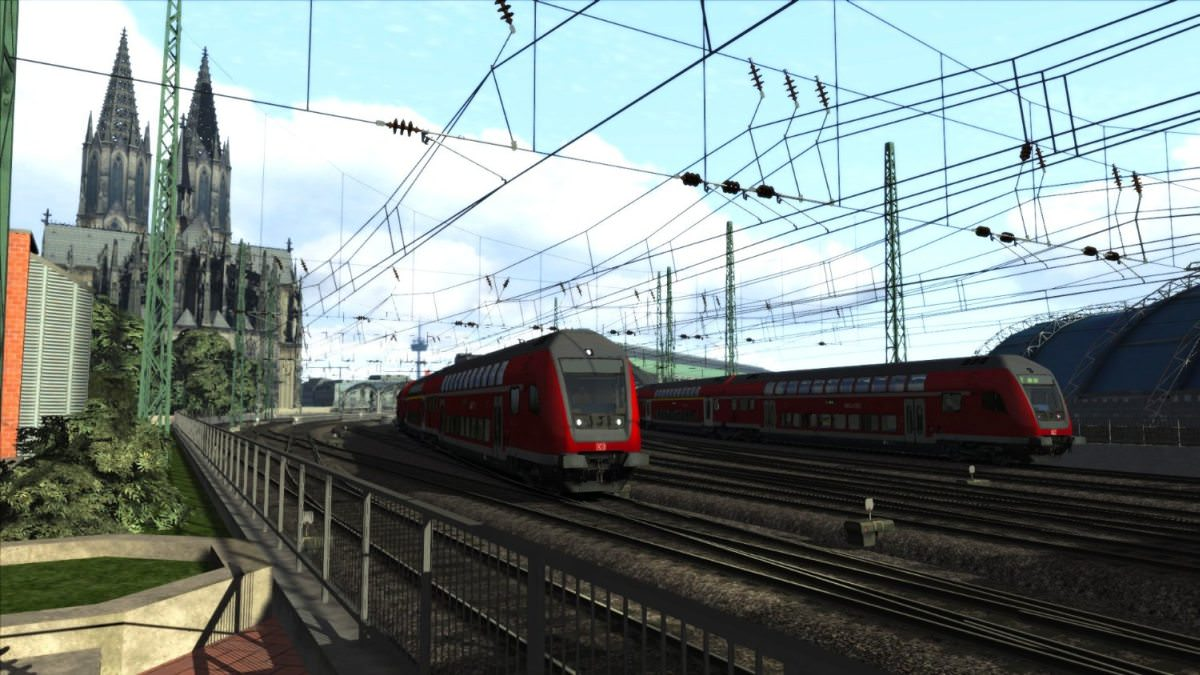 Train Simulator 2016 Chugs Onto Pc Today Hey Poor Player