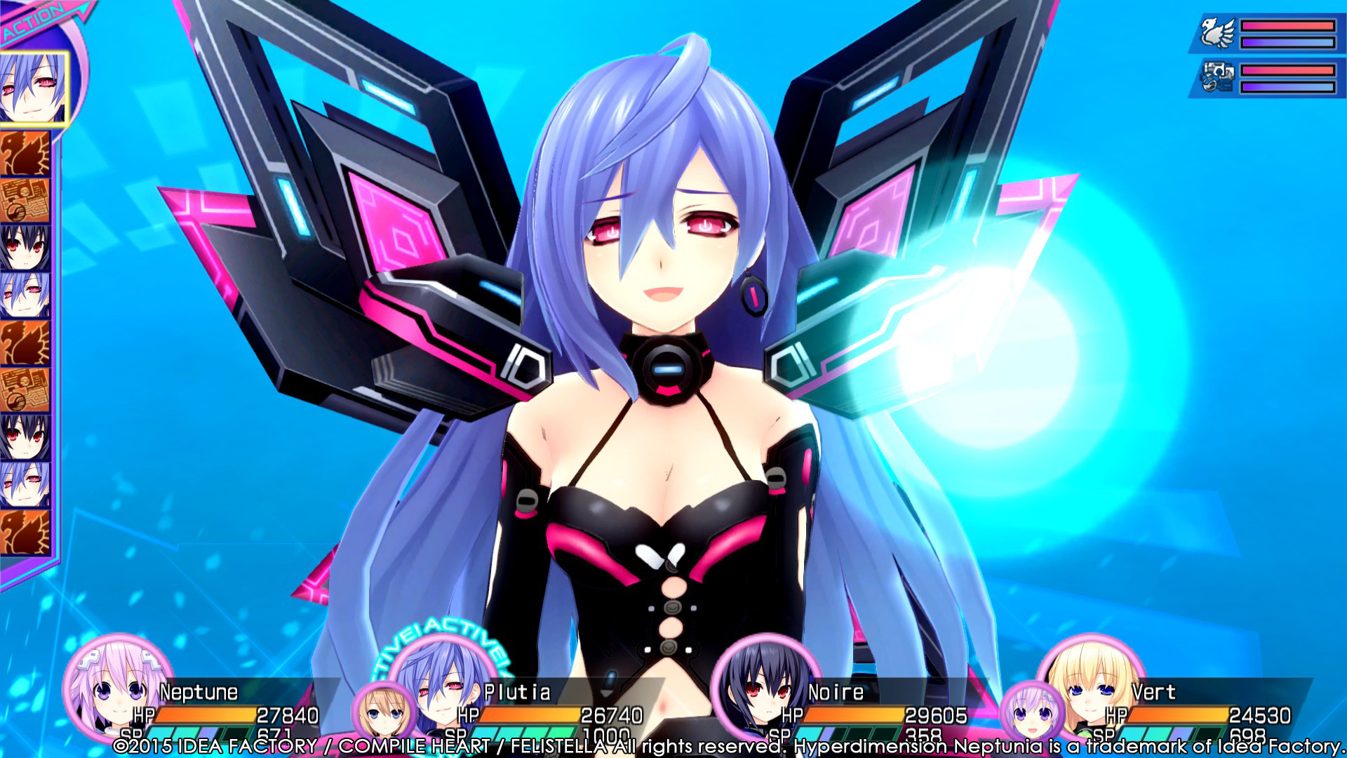 Hyperdimension Neptunia Re;Birth 3 V Generation (PC) Review