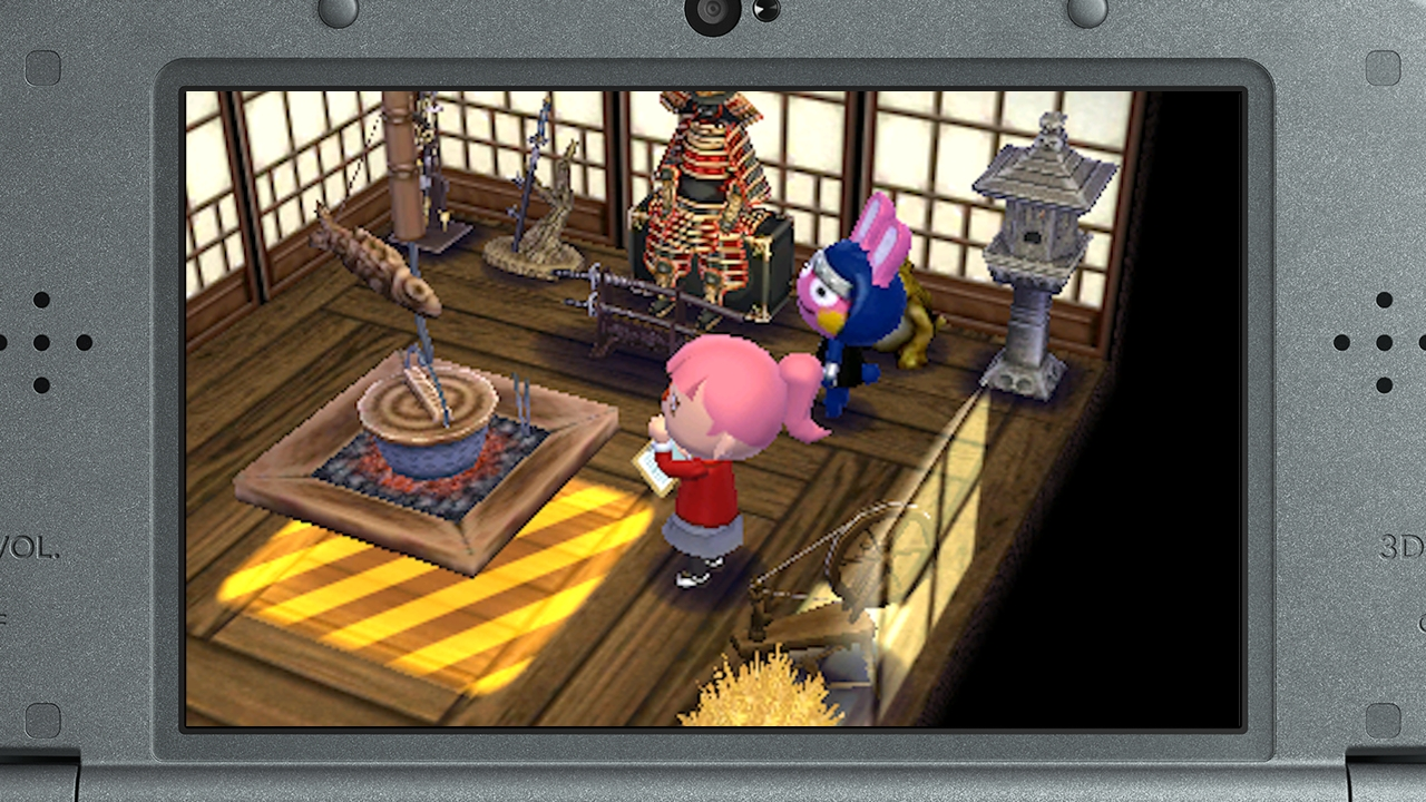 Animal Crossing Happy Home Designer Review 3ds Hey Poor Player