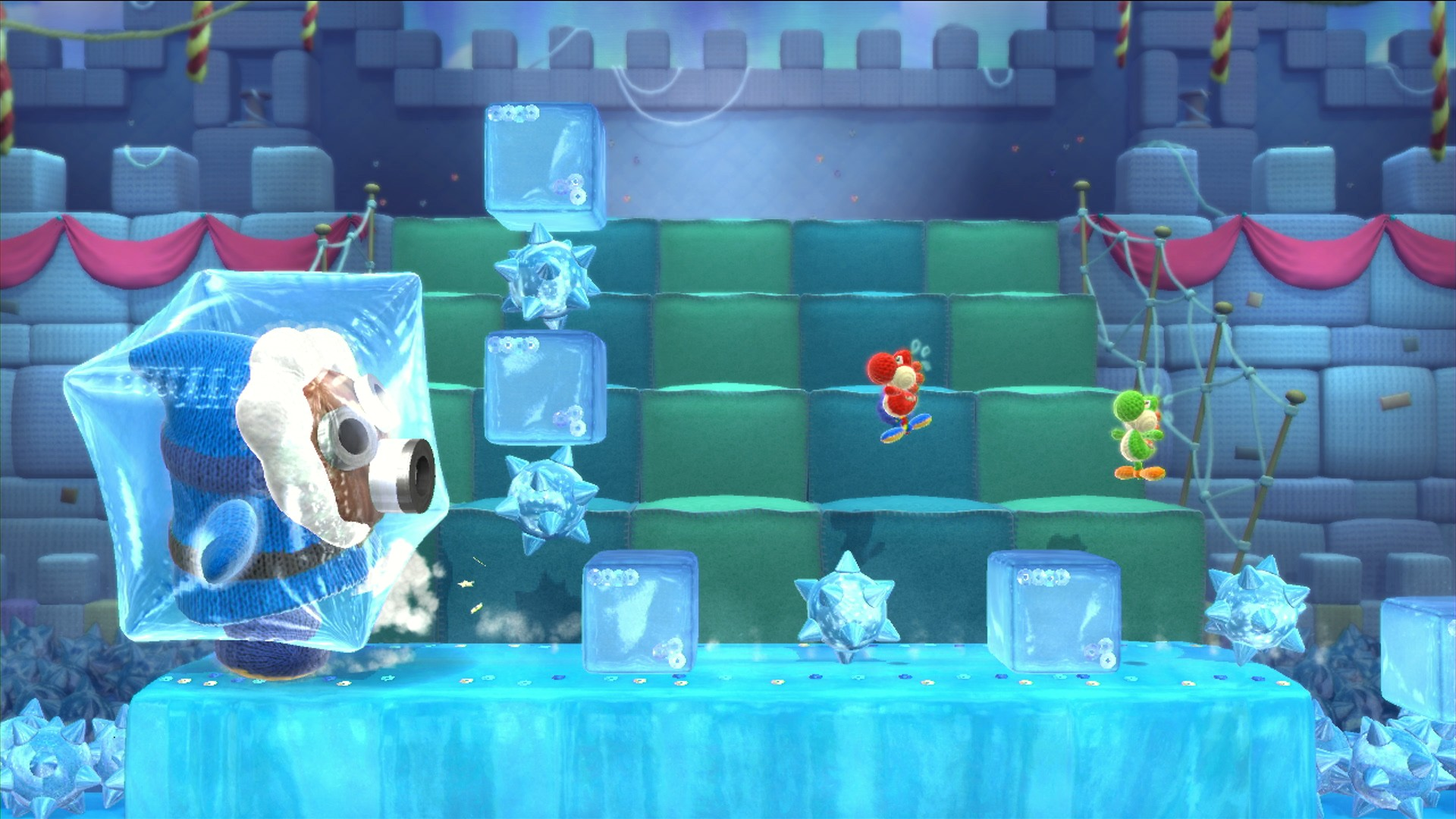 Yoshi's Wooly World Review