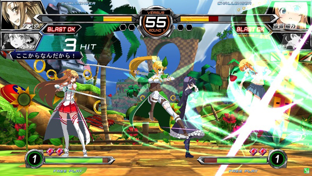 Dengeki Bunko: Fighting Climax review
