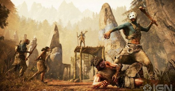 Ubisoft Project Far Cry Primal Leaked Hey Poor Player