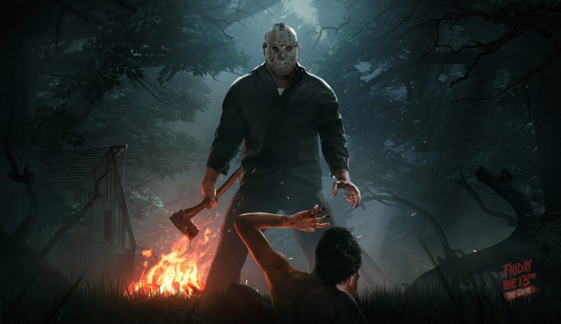 friday the 13th: the game gun media
