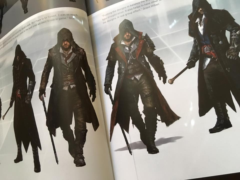 The Art of Assassin's Creed Syndicate Review