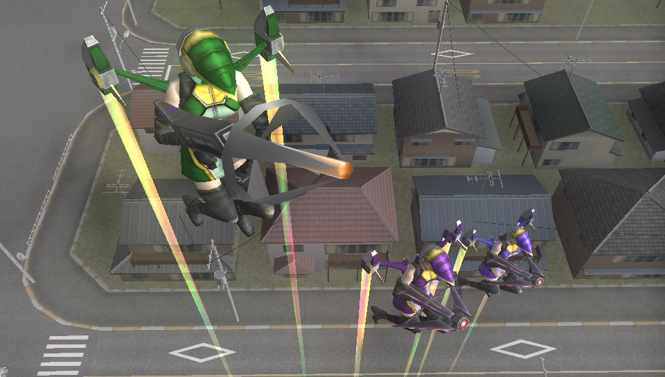 Earth Defense Force 2 Review