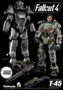 T-45 Power Armor Collectible Figure