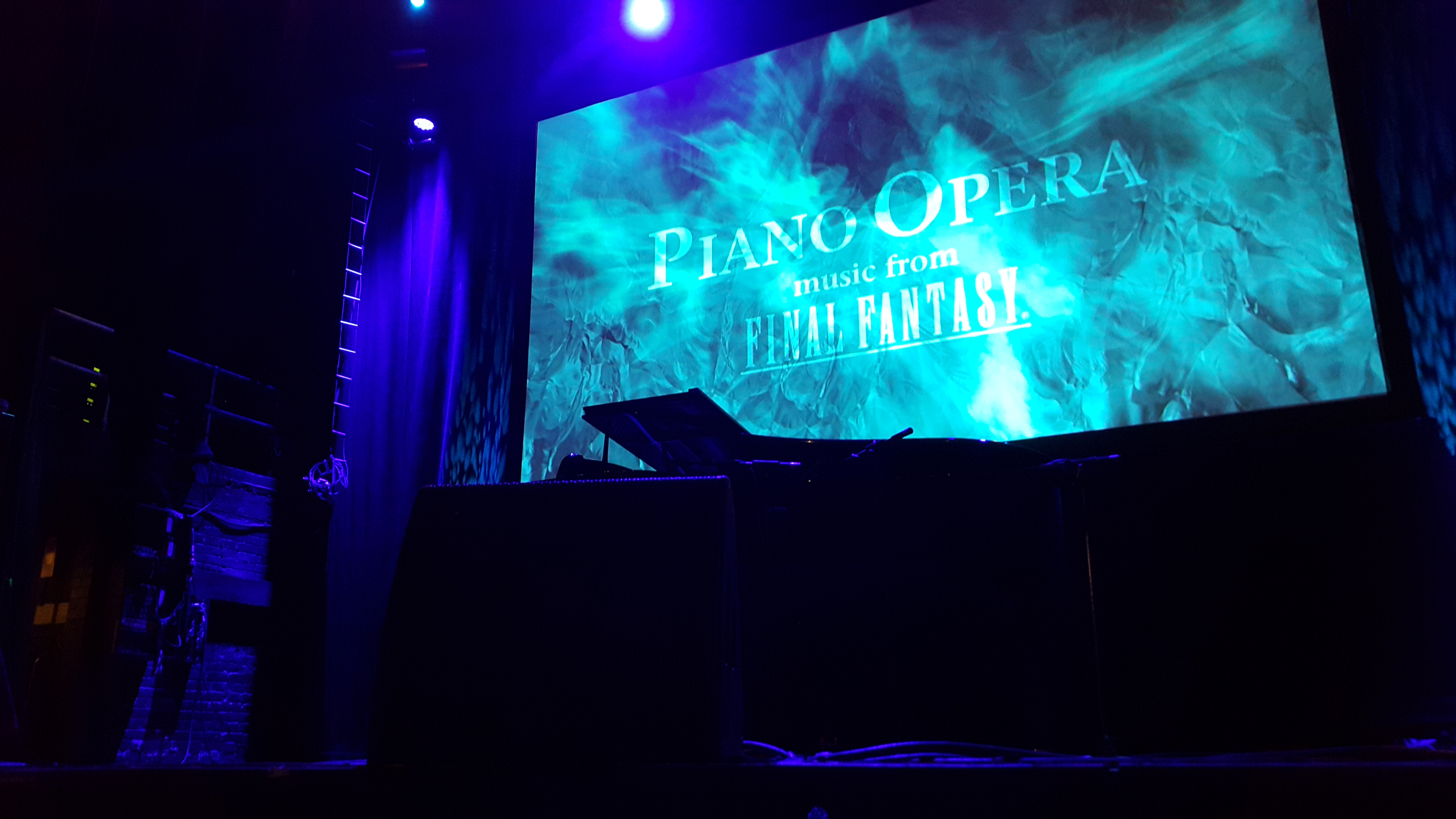 Piano Opera: Music From Final Fantasy
