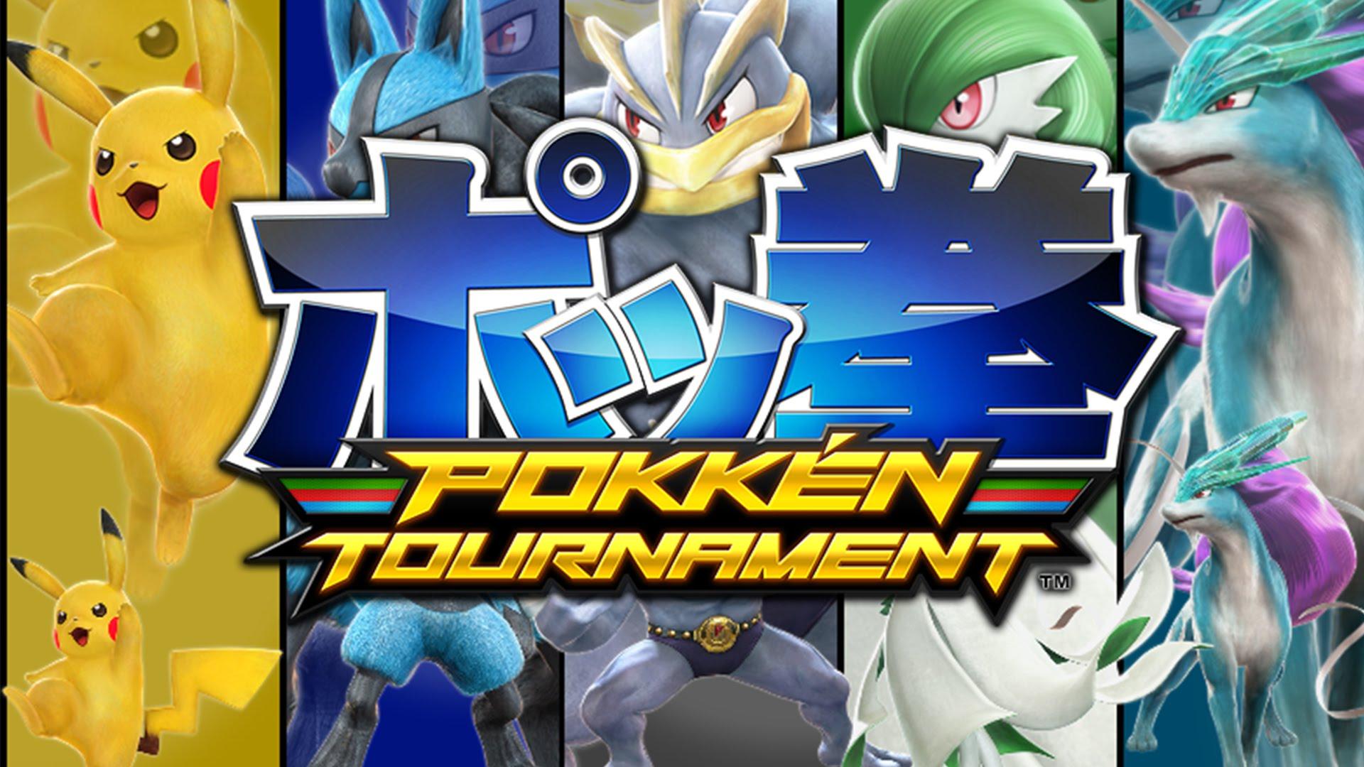 Pokken Tournament Review
