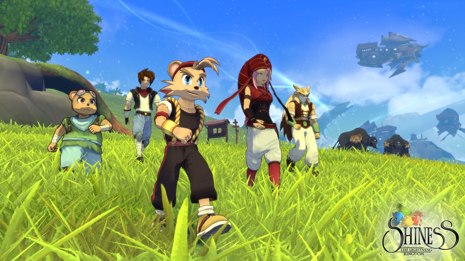 Indie RPG Shiness Looks Great In Debut Gameplay Trailer