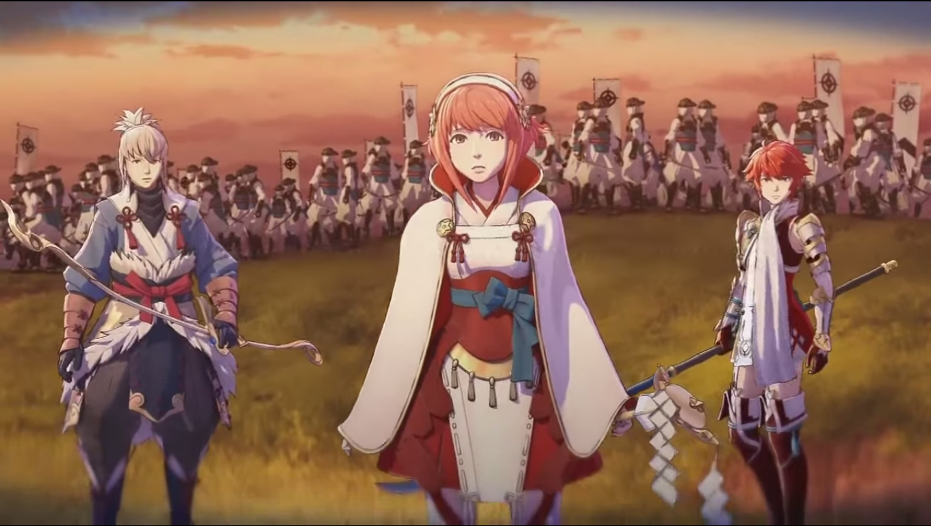Fire Emblem Fates: Birthright and Conquest Review