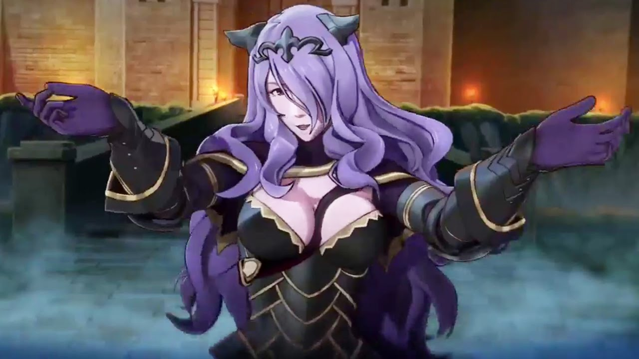 Fire emblem fates birthright conquest review for Fe camilla