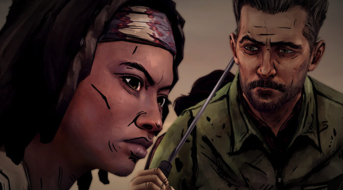 The Walking Dead: Michonne - In Too Deep Review