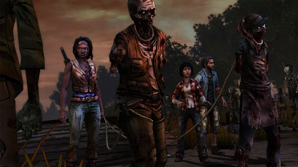 The Walking Dead: Michonne - Give No Shelter Review