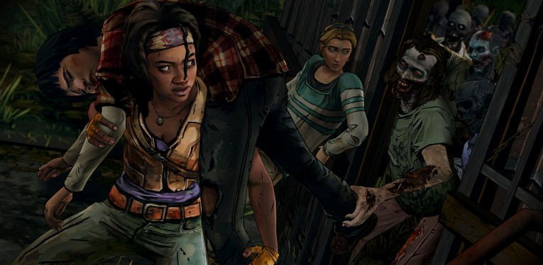 The Walking Dead Michonne Give No Shelter Review Pc