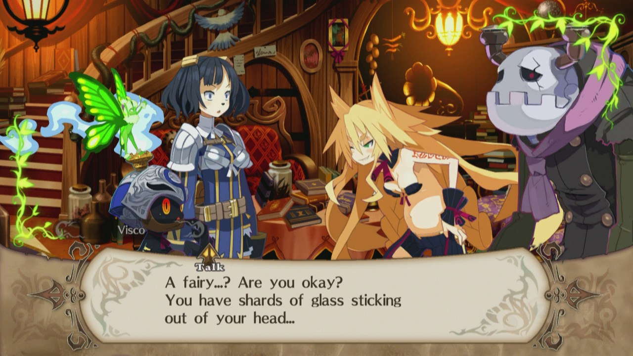 Witch and the Hundred Knight: Revival Edition Review
