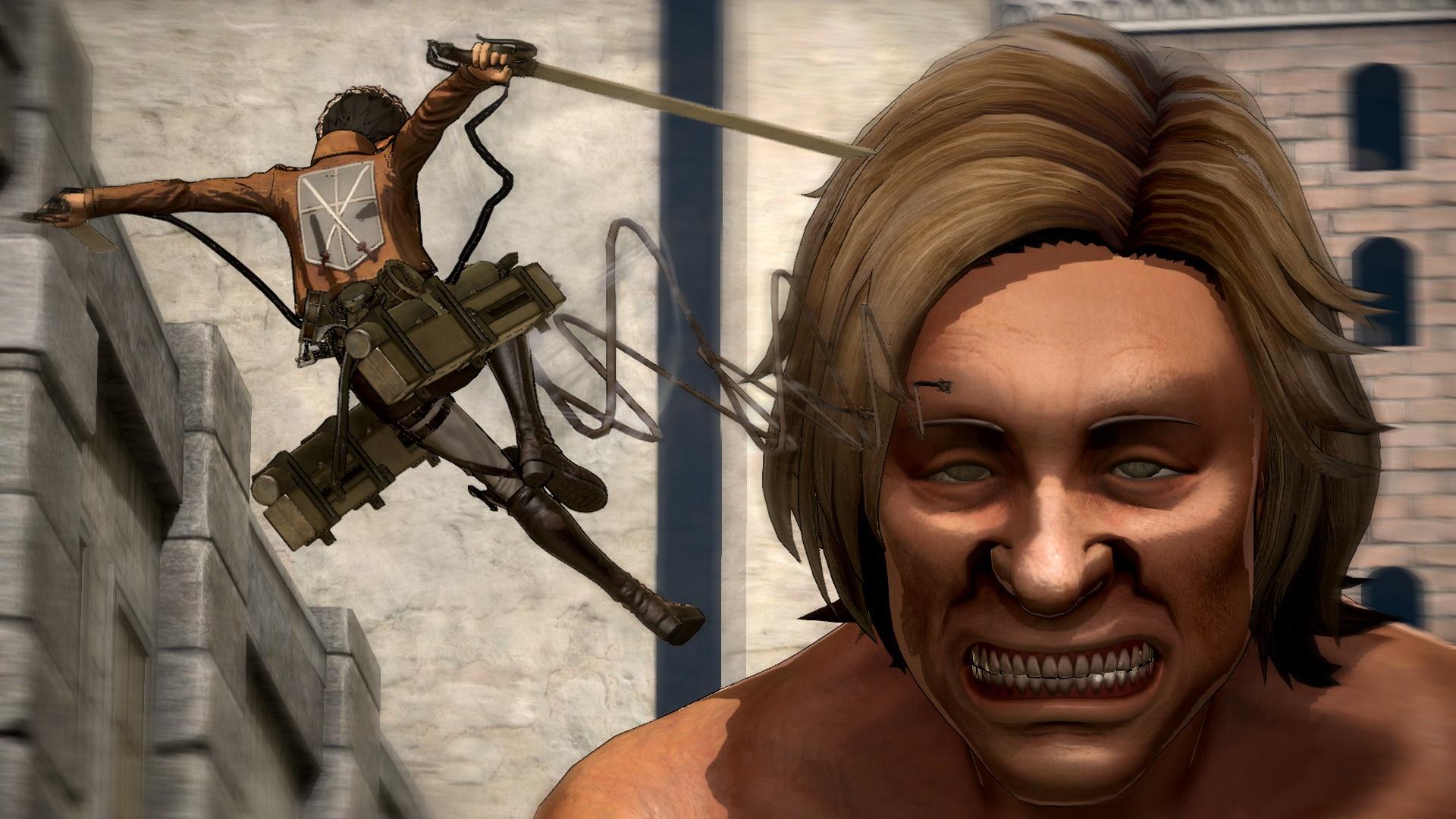 PlayStation Alternatives | Attack on Titan