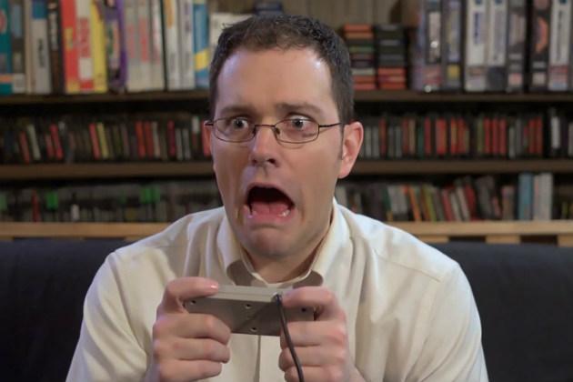 Kid Kool NES Angry Video Game Nerd AVGN - reaction - YouTube