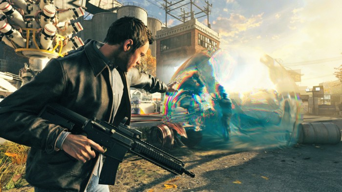 Most Disappointing Games of 2016 Quantum Break