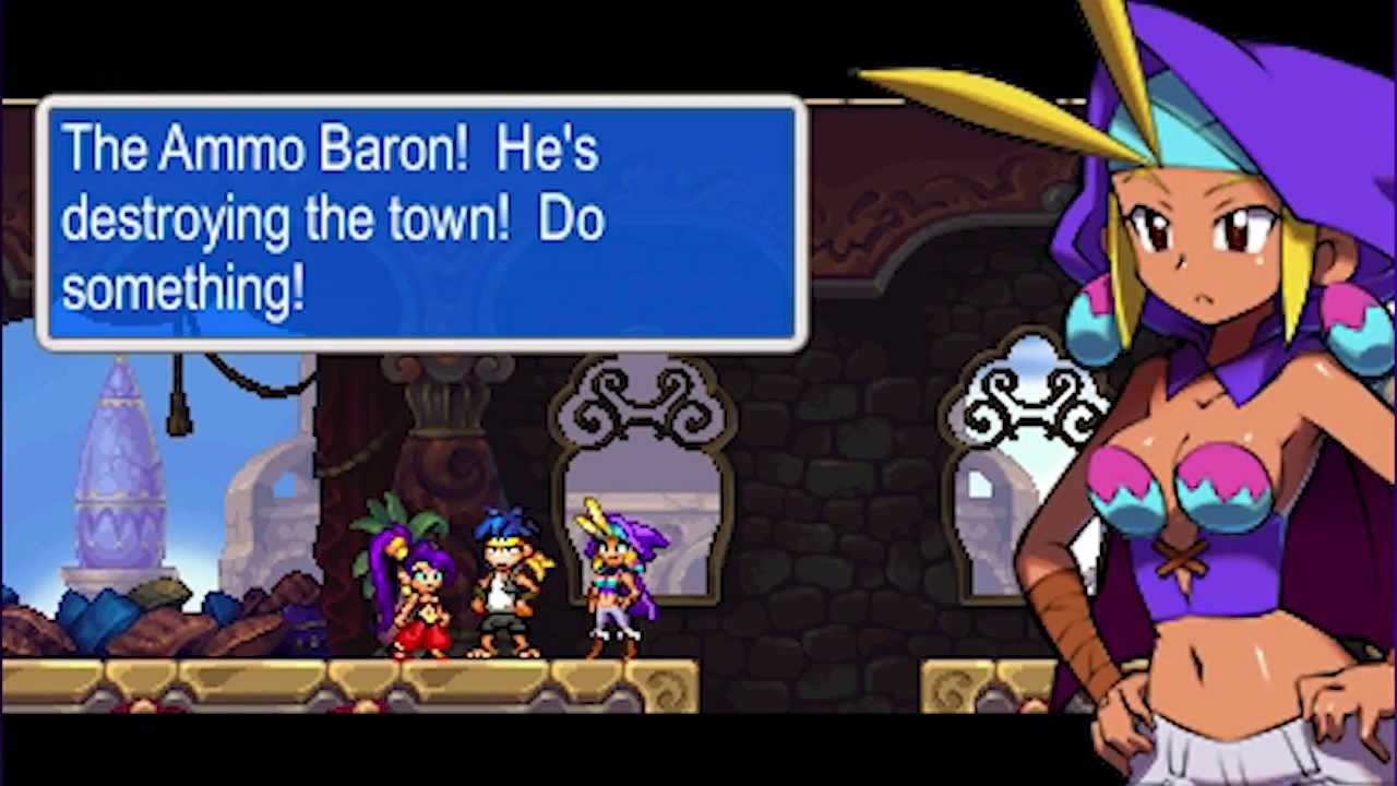 Shantae and the Pirates Curse Review (PS4) - Hey Poor Player