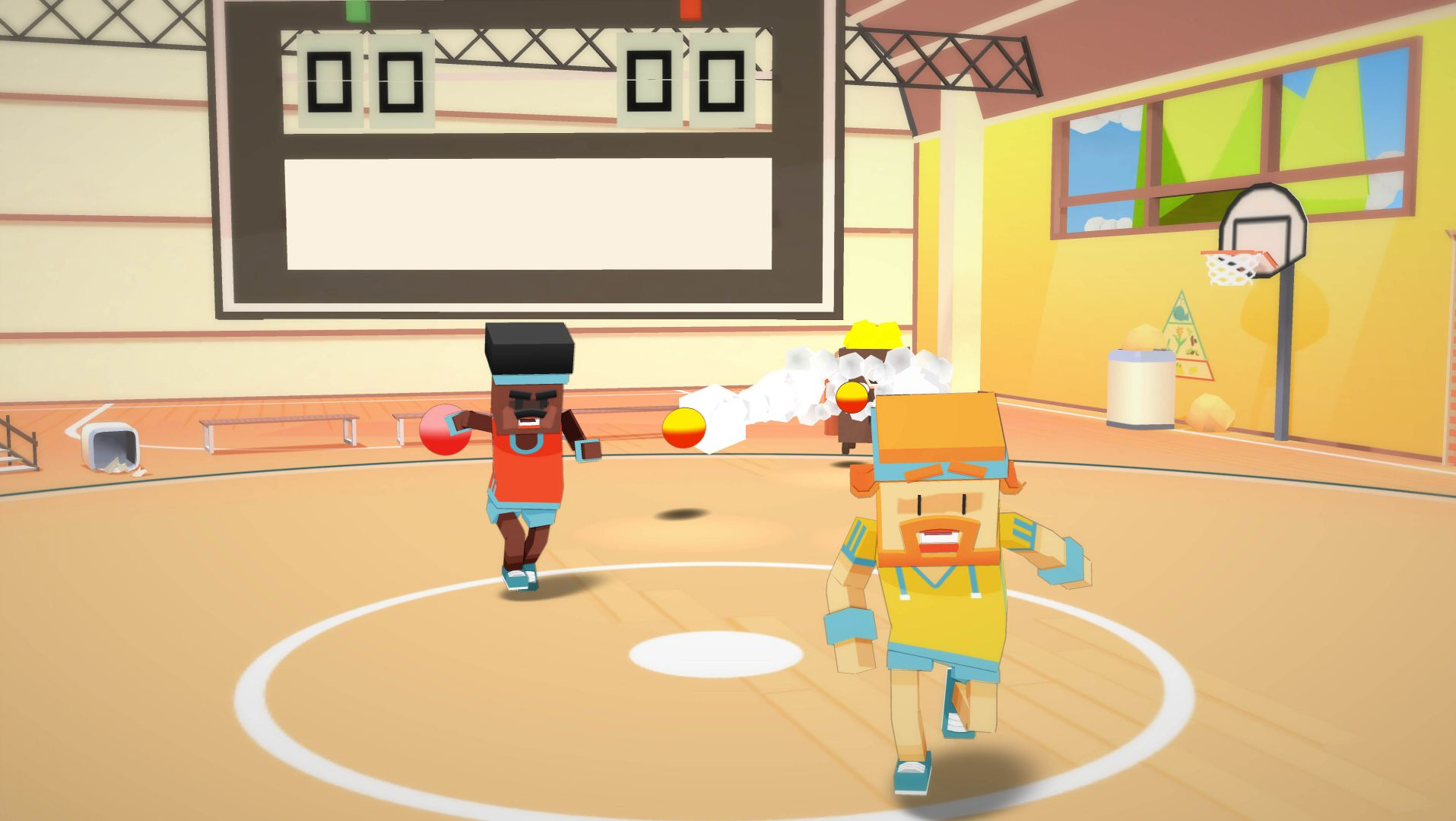 Stikbold! A Dodgeball Adventure Review