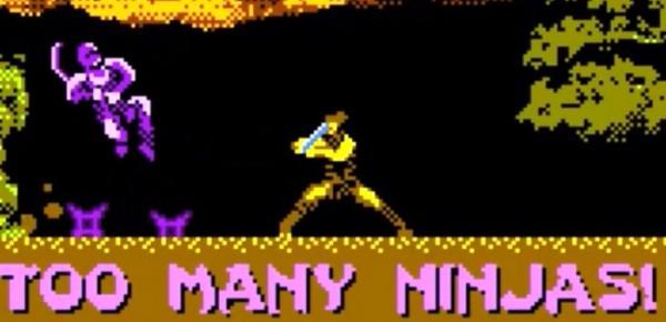 Too Many Ninjas!