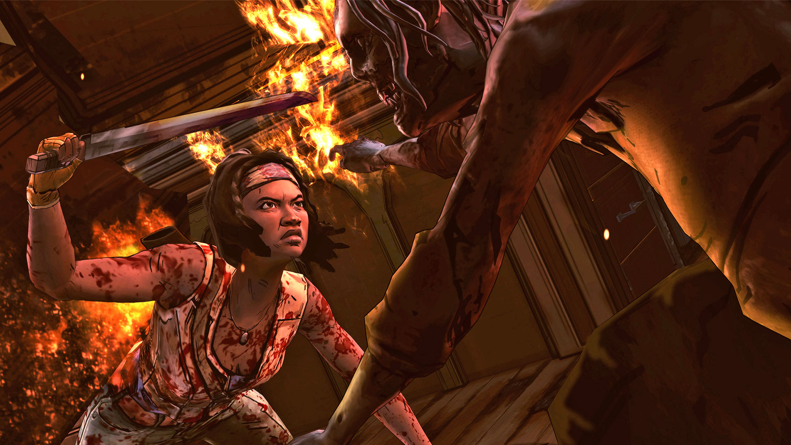 The Walking Dead: Michonne - What We Deserve Review