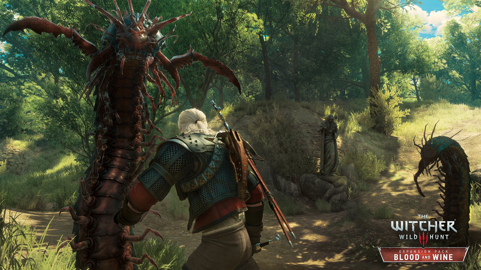 the witcher III: blood and wine