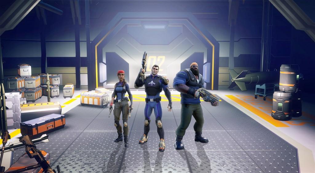 Agents of Mayhem - Team