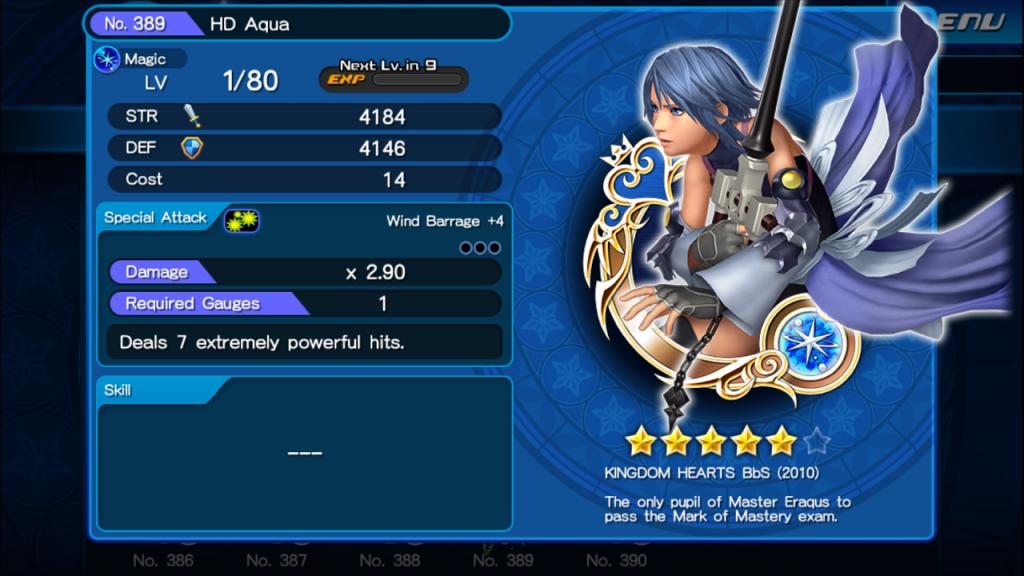 HD Aqua