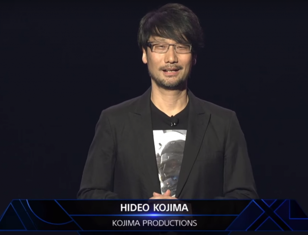 Hideo Kojima E3