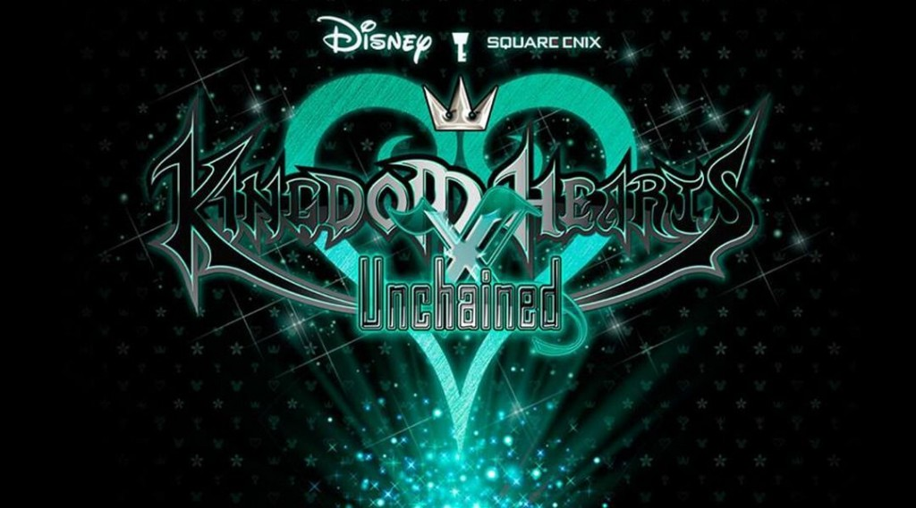 Kingdom Hearts Unchaied x