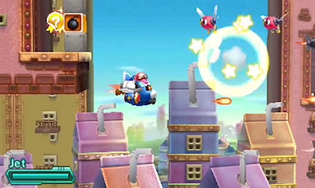 Kirby Planet Robobot 4