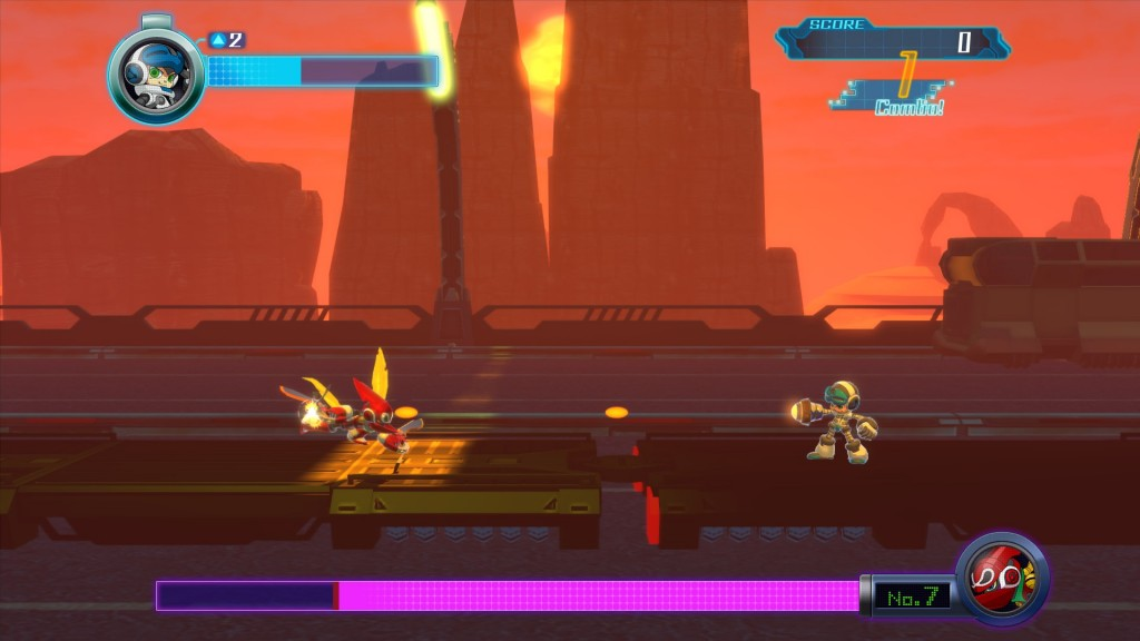 Mighty No. 9 3
