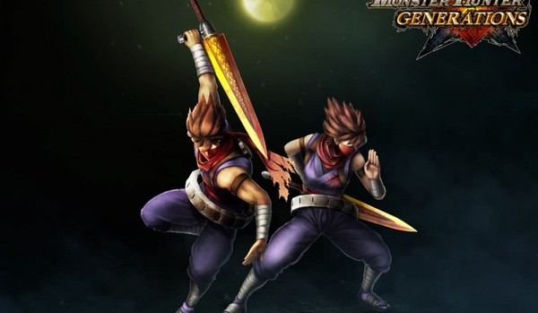 Monster Hunter Generations Strider