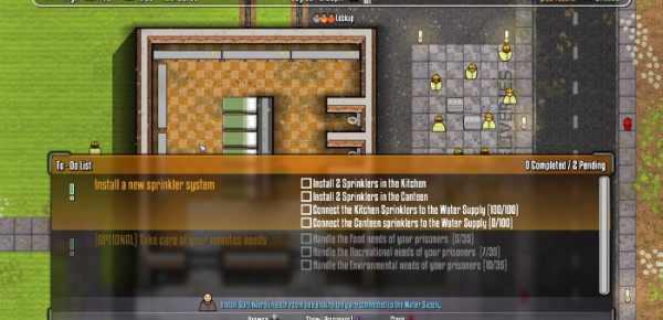 Prison Architect: Playstation 4 Edition