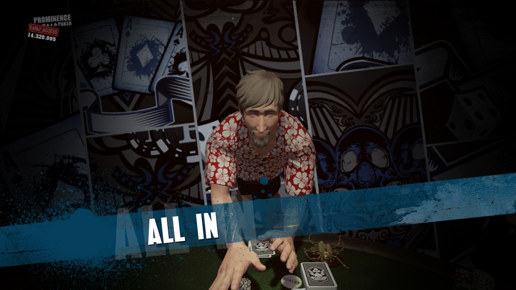 Prominence Poker - All In