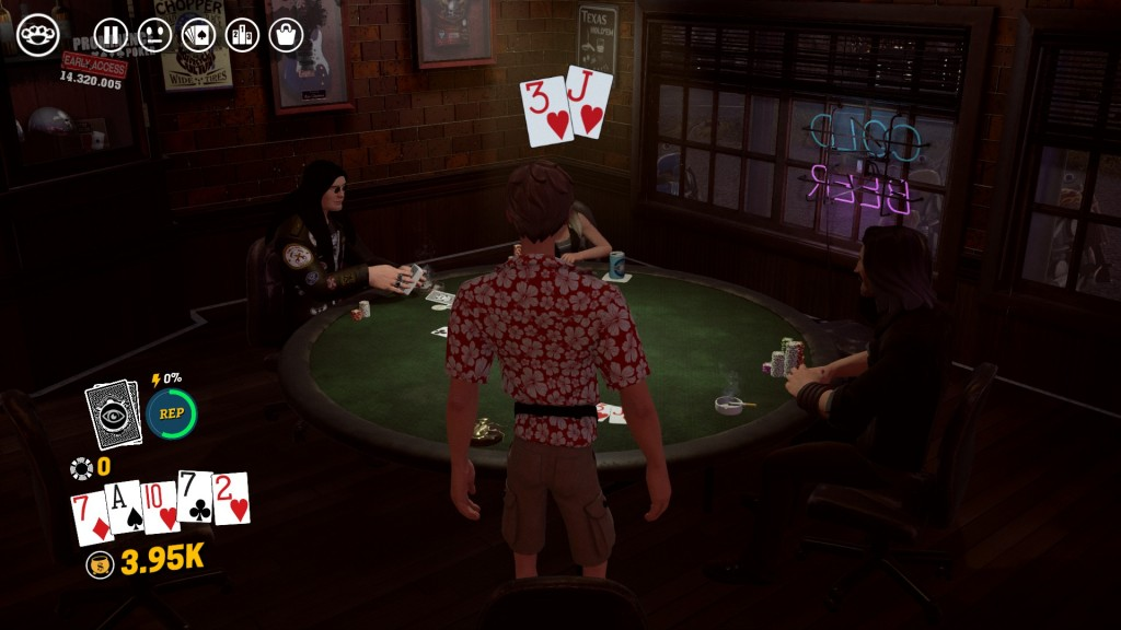 Prominence Poker - Blocked Cards