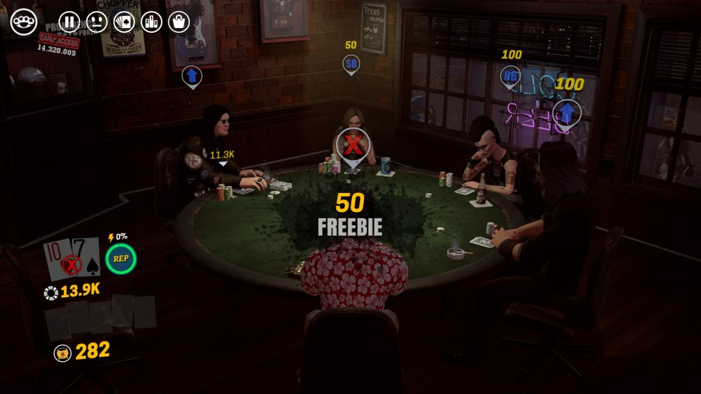 Prominence Poker - Freebie 2