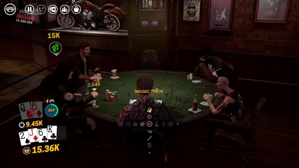 Prominence Poker - Magic Trick