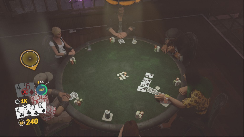 Prominence Poker - Table