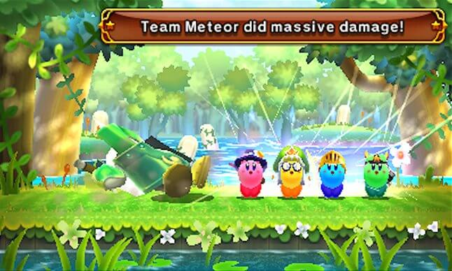 Resultado de imagen de Team Kirby Clash Deluxe